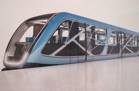 Maqueta nuevo Metro Riad