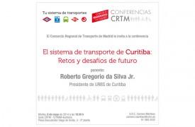 Conferencia CRTM